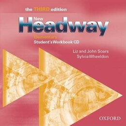 Book New Headway English Course: Elementary, Third Edition Workbook Audio CD by John Soars