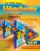 New Headway English Course: Pre-Intermediate, Third Edition Student Book