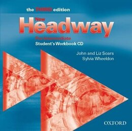 Book New Headway English Course: Pre-Intermediate, Third Edition Workbook Audio CD by John Soars