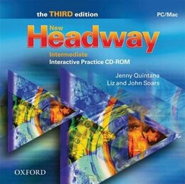 Book New Headway English Course, Third Edition: Intermediate CD-ROM by Liz Soars