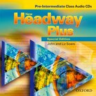 New Headway Plus Special Edition: Pre Intermediate Class CD (2 Discs)
