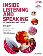 Inside Listening and Speaking: Intro Student Book: The Academic Word List in Context