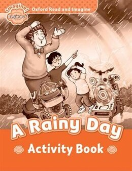 Book Oxford Read and Imagine: Beginner A Rainy Day Activity Book by Oxford