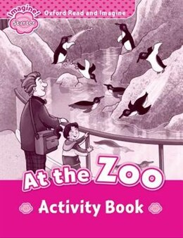 Book Oxford Read and Imagine: Starter At the Zoo Activity Book by Oxford