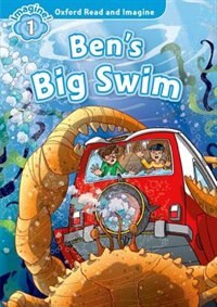Book Oxford Read and Imagine: Level 1 Bens Big Swim by Oxford