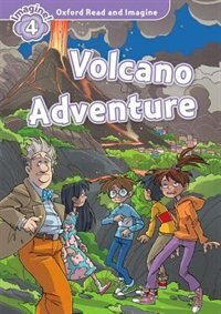 Book Oxford Read and Imagine: Level 4 Volcano Adventure by Oxford