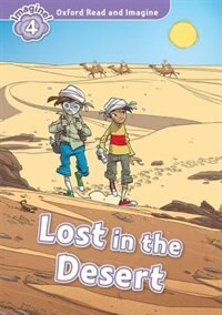 Book Oxford Read and Imagine: Level 4 Lost in the desert by Oxford