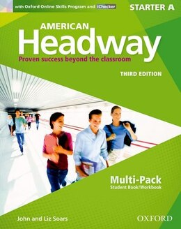 Book American Headway: Starter Multi-Pack A with Online Skills and iChecker: Proven Success beyond the… by John Soars