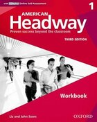 American Headway: Level 1 Workbook with iChecker: Proven Success beyond the classroom