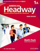 American Headway: Level 1 Multi-Pack A with Online Skills and iChecker: Proven Success beyond the…
