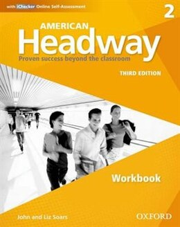 Book American Headway: Level 2 Workbook with iChecker: Proven Success beyond the classroom by John Soars
