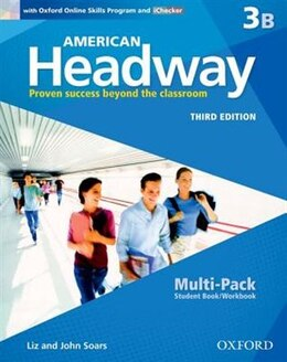 Book American Headway: 3B Multi Pack by Liz Soars