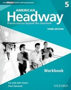 American Headway: Level 5 Workbook/ichecker Pack