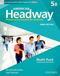 American Headway: Level 5b Multi-Pack