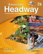 American Headway: Level 2 Student Book B Pack