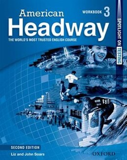 Book American Headway Second Edition: Level 3 Workbook by Liz Soars