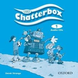 Book New Chatterbox: Level 1 Audio CDs (2) by Derek Strange