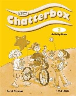 Book New Chatterbox: Level 2 Activity Book: Activity Book by Derek Strange