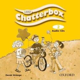 Book New Chatterbox: Level 2 Audio CDs (2) by Derek Strange