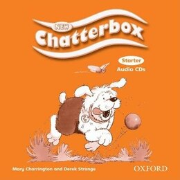 Book New Chatterbox: Starter Audio CD: Audio CD by Mary Charrington