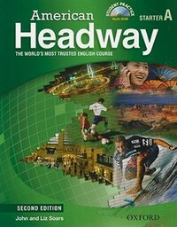 American Headway Second Edition: Starter Student Pack A