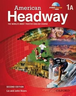 Book American Headway: Level 1 Student Book A Pack by Liz Soars