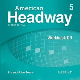 Book American Headway Second Edition: Level 5 Workbook Audio CD by Liz Soars