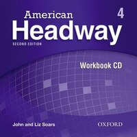 American Headway Second Edition: Level 4 Workbook Audio CD