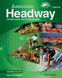 American Headway Second Edition: Starter Student Book and Audio CD Pack