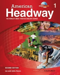 American Headway Second Edition: Level 1 Student Book and Audio CD Pack