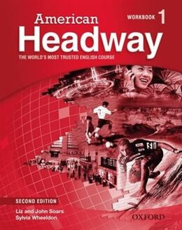 Book American Headway Second Edition: Level 1 Workbook by Liz Soars
