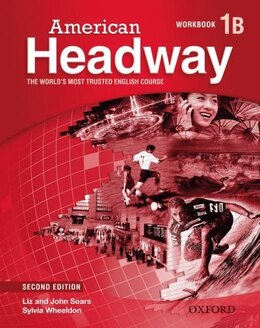 Book American Headway Second Edition: Level 1 Split Workbook B by Liz Soars
