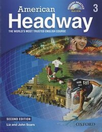 American Headway Second Edition: Level 3 Student Book and Audio CD Pack