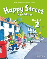 Happy Street New Edition: Level 2 Class Book
