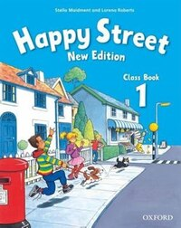Happy Street New Edition: Level 1 Class Book