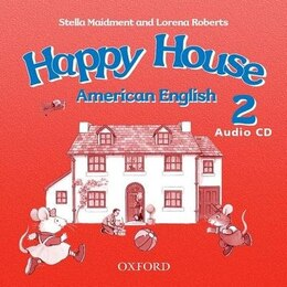 Book American Happy House: Level 1 Audio CD by Stella Maidment