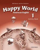 American Happy World: Level 1 Activity Book