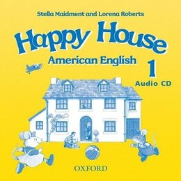 Book American Happy House: Level 2 Audio CD by Stella Maidment