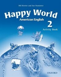 American Happy World: Level 2 Activity Book
