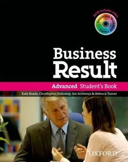 Book Business Result: Advanced Business Result Advanced Student Book by Kate Baade