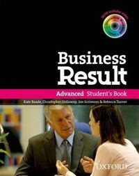 Business Result: Advanced Business Result Advanced Student Book