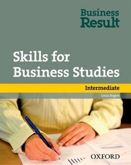 Book Business Result: Intermediate Skills for Business Studies by Louis Rogers