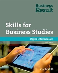 Business Result: Upper-intermediate Skills for Business Studies