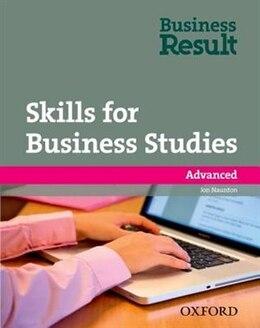 Book Business Result: Advanced Skills for Business Studies by Jon Naunton
