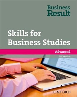 Book Business Result DVD Edition: Advanced Skills for Business Studies Pack: A reading and writing… by Jon Naunton
