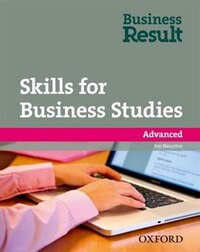 Business Result DVD Edition: Advanced Skills for Business Studies Pack: A reading and writing…