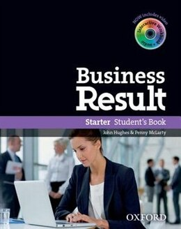 Book Business Result: Starter Student Book and DVD-ROM Pack by Oxford