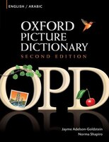 Book Oxford Picture Dictionary, Second Edition: English-Arabic by Jayme Adelson-Goldstein