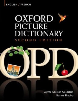 Book Oxford Picture Dictionary, Second Edition: English-French by Jayme Adelson-Goldstein