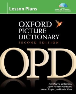 Book Oxford Picture Dictionary, Second Edition: Lesson Plans by Jenni Currie Santamaria
